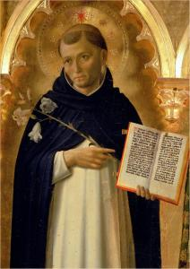The_Perugia_Altarpiece,_Side_Panel_Depicting_St._Dominic